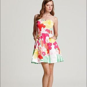 Lilly Pulitzer Bloom Blossom Dress, SZ 0!
